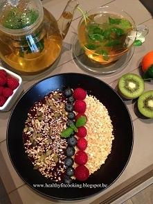 Zapraszam was do odwiedzenia mojego bloga gdzie znajdziecie więcej zdjęć i pomysłów na zdrowe dania! healthyfitcooking.blogspot.be