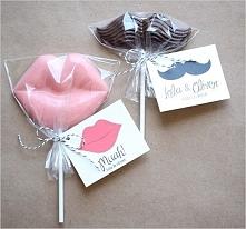 Upominki ślubne dla gości weselnych :)