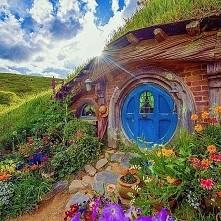 Wioska Hobbitów, Nowa Zelandia