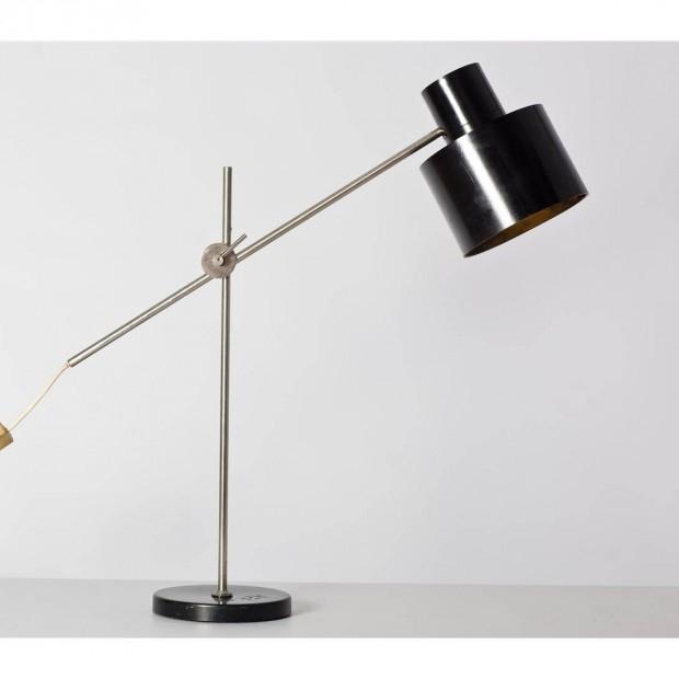 Lampka na długim ramieniu, lata 60.