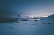 Beautifully Gloomy Iceland During Winter