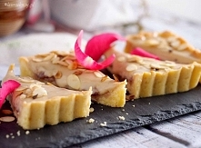 Mazurek różano-kawowy