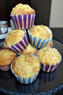 Muffiny mandarynowe