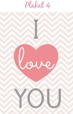 Kartki Walentynkowe Oraz Plakaty A4 Do Pobrania I Wydrukowania Na