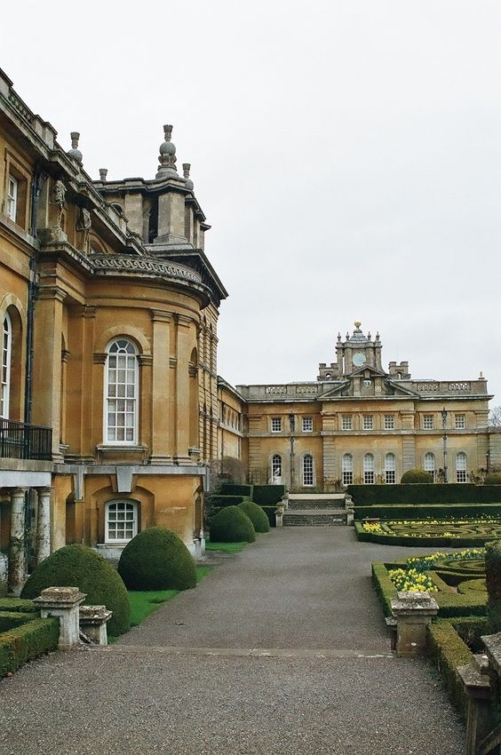 Blenheim Palace, Oxfordshire, Anglia