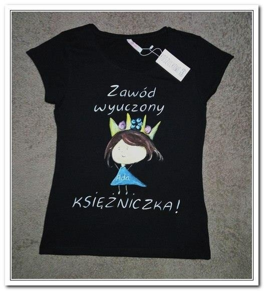 Koszulka ręcznie malowana/ handmade. Kontakt : agneska24@gmail.com