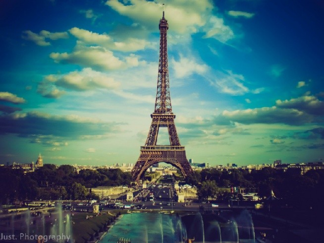 I love Paris <3