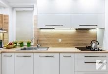 Meble kuchenne w minimalist...