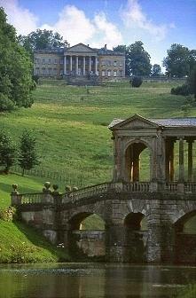 Prior Park, Bath, Anglia.