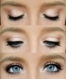 Cudowny makijaż:)