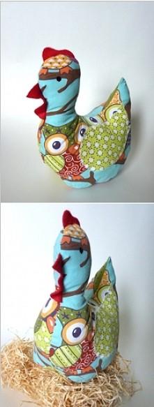 Mięciutka kurka, idealna na Wielkanoc ! Zachęcam do zamawiania już teraz, święta tuż tuż ;)  (kolorystyka dowolna) kontakt mailowy: handmadeeh@gmail.com