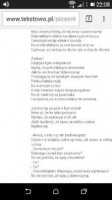 If I were a boy.. ❤ mocne słowa! nawet po polsku..