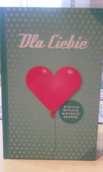 Na walentynki książka z najpiękniejszym wierszami o miłości♡
