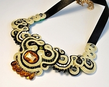 Więcej biżuterii na MS soutache Marta Skrodzka facebook lub pod tel. 500665756