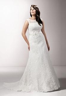 Suknie ślubne dla puszystyc...