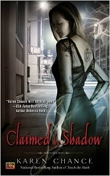 Claimed by Shadow Karen Chance
