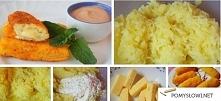 paluszki ziemniaczane z ser...