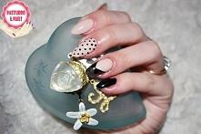 Słodki manicure <3