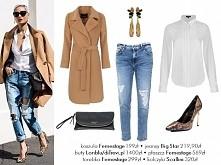 Z czym nosić jeansy boyfriend > stylizacje
