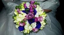Mój ślubny bukiet ;)