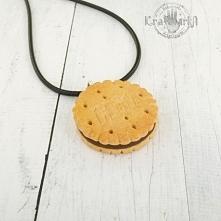 Wisiorek HIT! :D Kocham te ciasteczka   © 2016 Krafciarka. Kopiowanie zdjęć i...