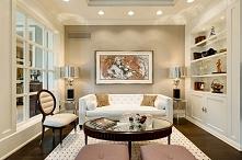 Wnętrze luksusowego amerykańskiego domu przy Richmond Hill - zobacz jak wyglą...
