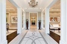 Wnętrze stylowego amerykańskiego domu przy Richmond Hill - zobacz jak wygląda...