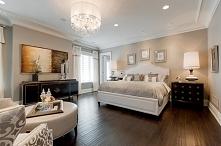 Amerykańska sypialnia czyli master bedroom - zobacz jak wygląda ta we wnętrzu...