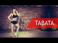 TABATA workout part 2 - burn fat - Odchudzanie Bez Kitów - Natalia Gacka