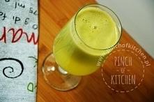 świeżo wyciskany sok z gruszki, kiwi, limonki i pietruszki! ZIELONA MOC!