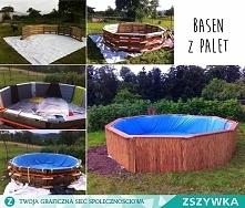 Mogłabym mieć taki basen:)
