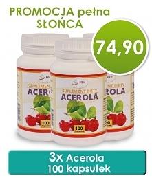 Zdrowa acerola- naturalna w...
