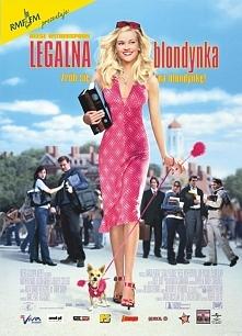 LEGALNA BLONDYNKA- KOMEDIA (2001)