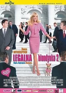 LEGALNA BLONDYNKA 2- KOMEDIA (2003)
