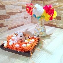Kolorowe kłosy na Wielkanoc – Łatwe! Szybkie! Tanie! Zapraszamy po instrukcje...