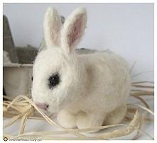filcowany zajaczek :)