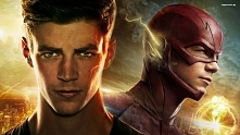 Grant Gustin aka The Flash