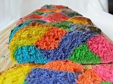 Wzięła kolorowe ciasto i zrobiła z niego 6 długich wałeczków. Gdy skończyła je pleść, nie mogła uwierzyć w to, co widzę!0 COMMENTS DIY REKLAMA Ten chlebek wygląda na skomplikowa...