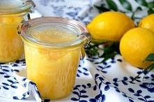Krem cytrynowy lemon curd -...