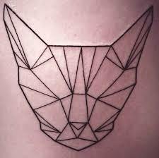 Tatuaż Geometryczny Na Tatuaże Zszywkapl