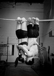 a wy macie swojego prywatnego partnera do ćwiczeń?