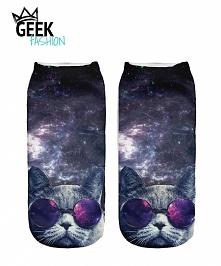 Skarpetki Kosmiczny Kot