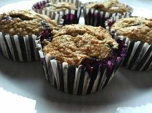 Śniadaniowe Muffiny bez cuk...