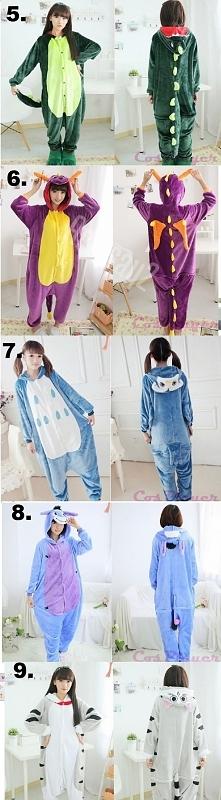 Słodkie piżamki! Chcesz kupić? Kliknij w zdjęcie!