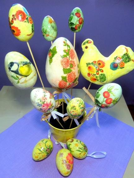 5 sposobów na dekorację jajek styropianowych na Wielkanoc! Zapraszamy na bloga po kliknięciu w zdjęcie!