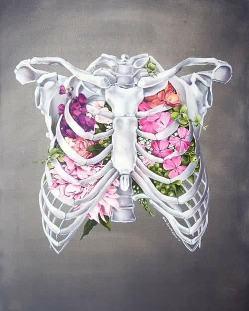Wiosna z perspektywy Anatomii :)