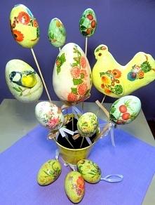 5 sposobów na dekorację jaj...