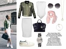 Zobaczcie stylizacje, jak nosić BOMBER jacket >>