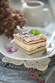 Składniki: ciasto: 3szkl mą...