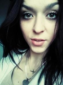 Nowy kolor włosów :). Syoss - ciemny brąz.